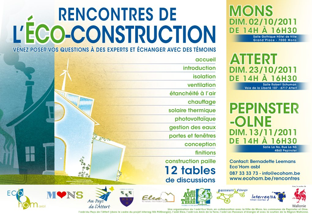 Rencontres de l'Eco-Construction